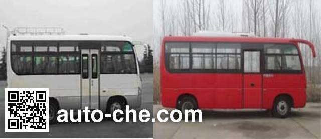 齐鲁牌BWC6665KA1客车