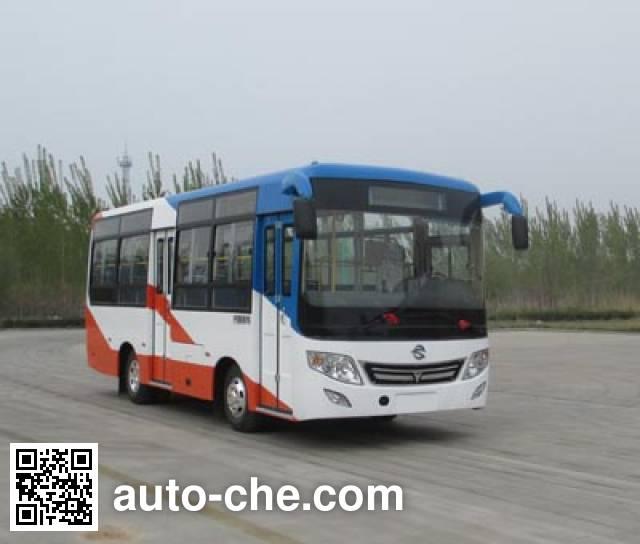 齐鲁牌BWC6735GHA城市客车