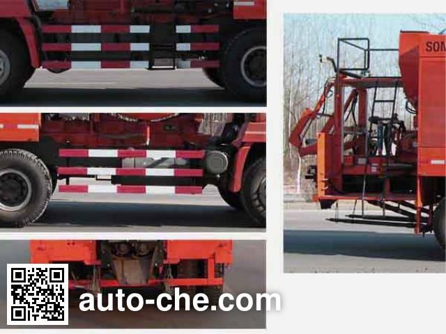 Weiteng BWG5250TXJ slurry seal coating truck