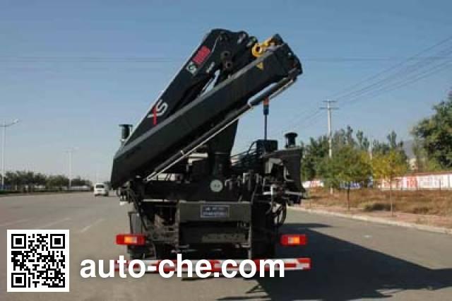 Weiteng BWG5310JJH weight testing truck