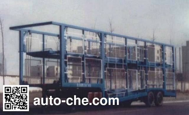 Weiteng BWG9141TCL vehicle transport trailer