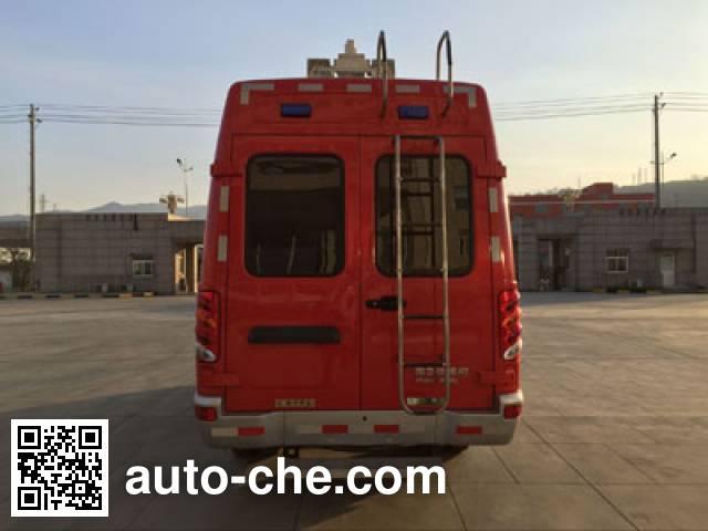 Yinhe BX5040XGJQC30Y4 tool vehicle