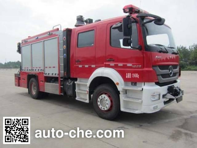 Yinhe BX5120TXFJY162/BZ fire rescue vehicle