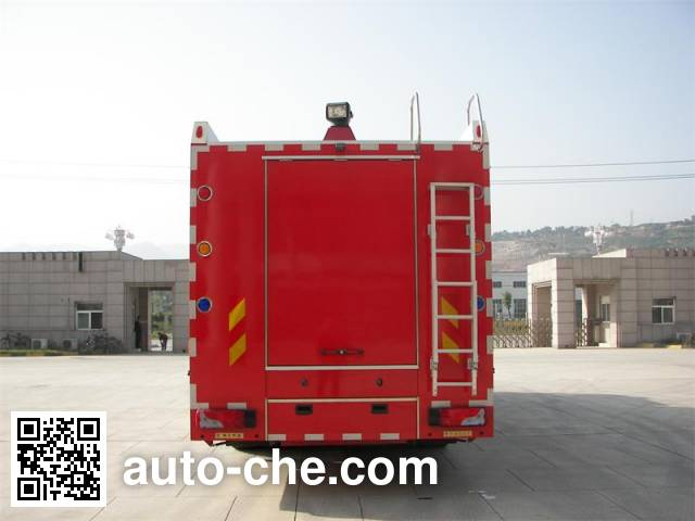 银河牌BX5320GXFPM160/M4泡沫消防车