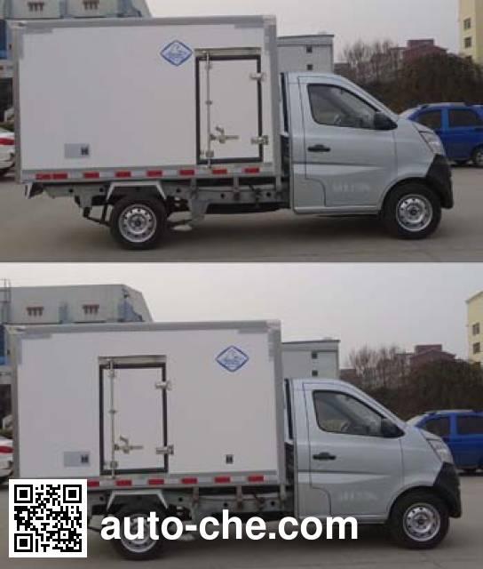 Bingxiong BXL5024XBW5 insulated box van truck