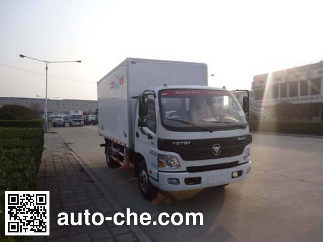 Bingxiong BXL5041XBW5 insulated box van truck