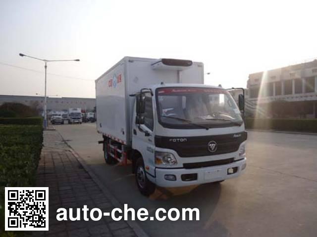 Bingxiong BXL5041XLC4 refrigerated truck