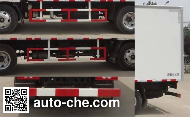 Bingxiong BXL5044XLCS refrigerated truck