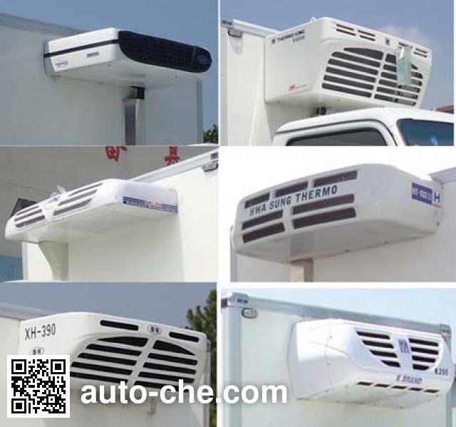 冰熊牌BXL5047XLC5冷藏车