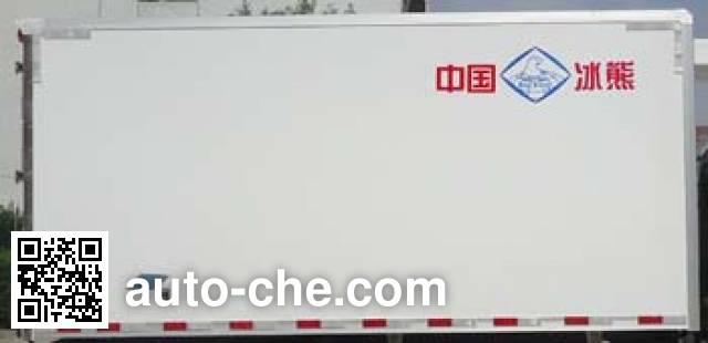 冰熊牌BXL5047XLC6冷藏车