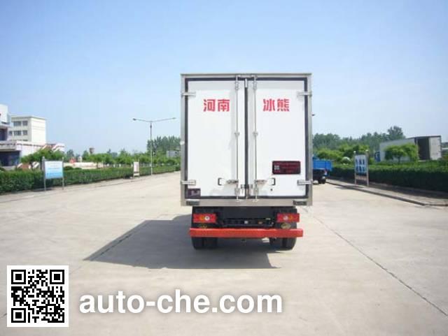 Bingxiong BXL5047XXY3 box van truck