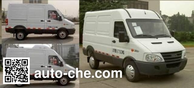 冰熊牌BXL5048XLC1冷藏车