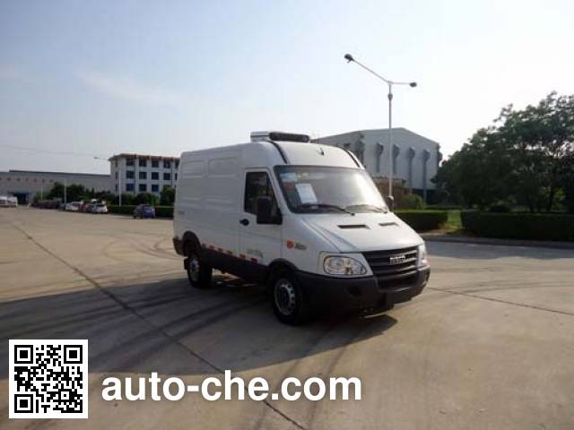 Bingxiong BXL5048XLC3 refrigerated truck