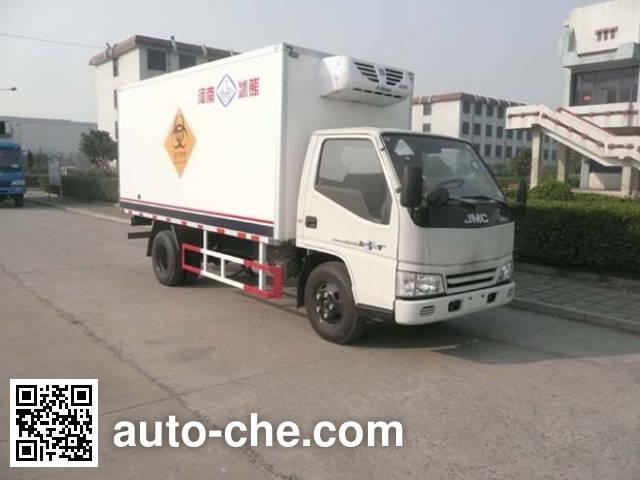 Bingxiong BXL5051XYL medical waste truck