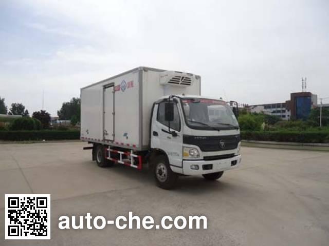 Bingxiong BXL5120XLCS refrigerated truck