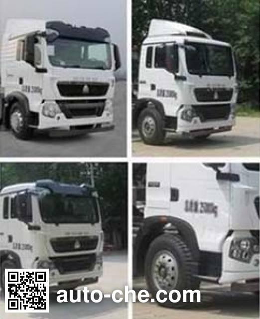 Bingxiong BXL5311XLCS refrigerated truck