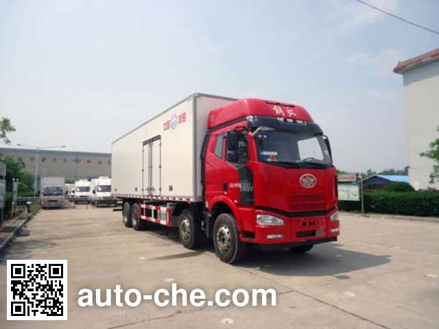 Bingxiong BXL5317XLC refrigerated truck