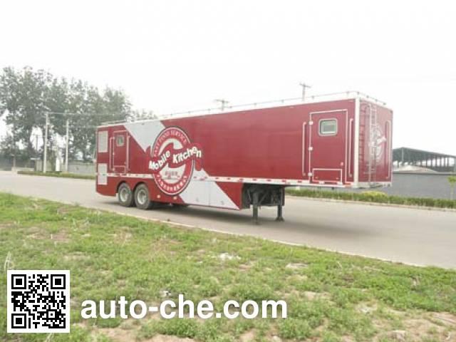 Bingxiong BXL9170XCY catering trailer