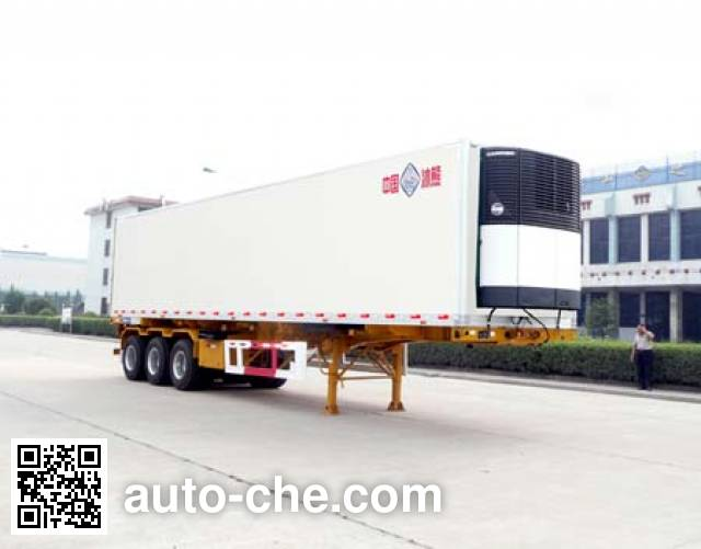 Bingxiong BXL9400XLC refrigerated trailer
