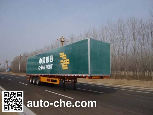 Bingxiong BXL9401XYZ postal van trailer