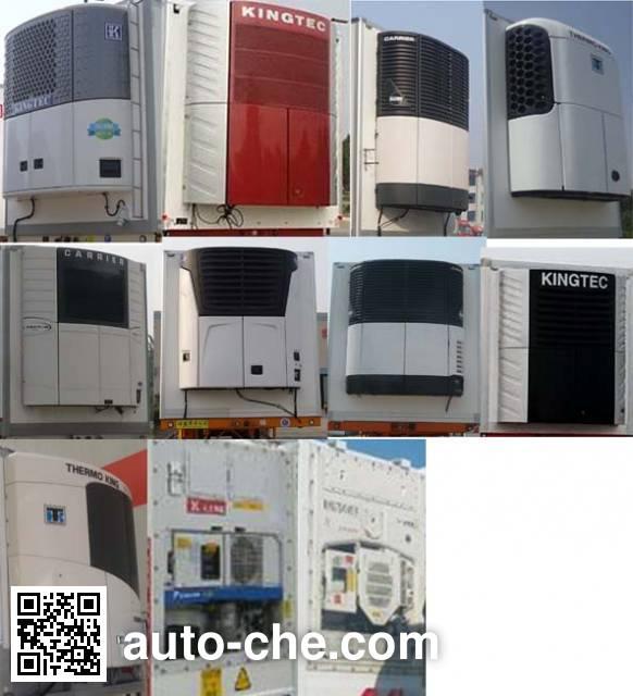 Bingxiong BXL9402XLC refrigerated trailer