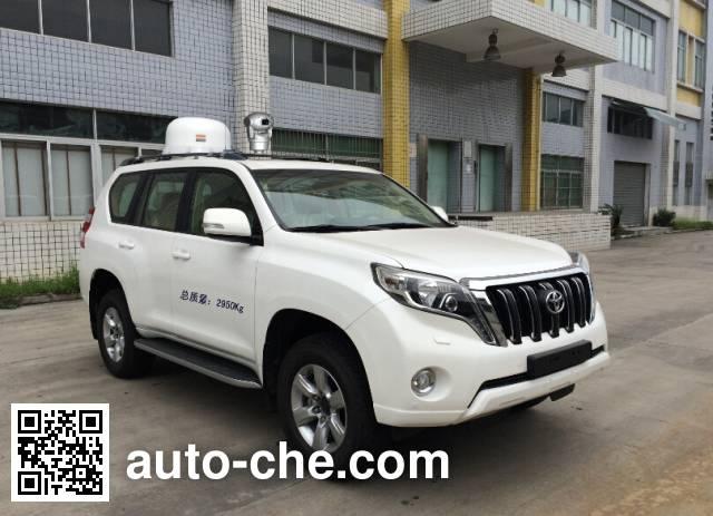 Baiyun BY5030XZH command vehicle