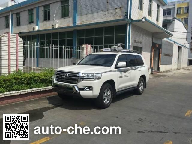 Baiyun BY5032XZH command vehicle