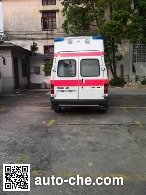 Baiyun BY5033XJH-M ambulance