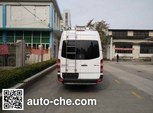 Baiyun BY5050XZH command vehicle