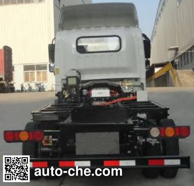 比亚迪牌BYD1071A7BBEVD纯电动轻型货车底盘