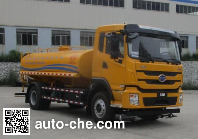 BYD BYD5160GSSBEV electric sprinkler truck