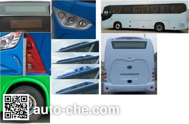 BYD BYD6100LLEV electric bus