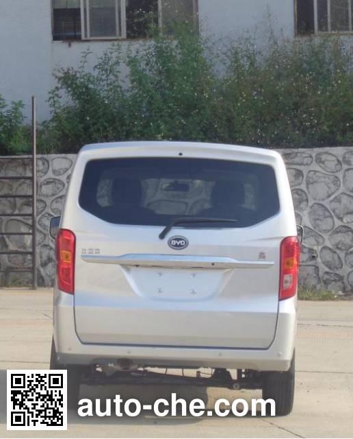 比亚迪牌BYD6450V4多用途乘用车