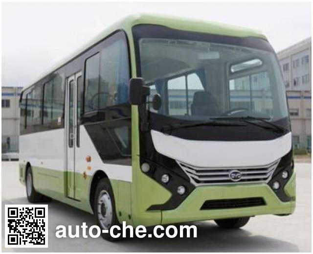 BYD BYD6650HZEV electric city bus