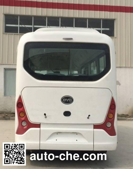 BYD BYD6650HZEV1 electric city bus