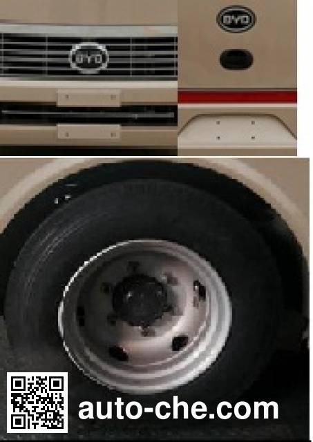 比亚迪牌BYD6710HLEV纯电动客车