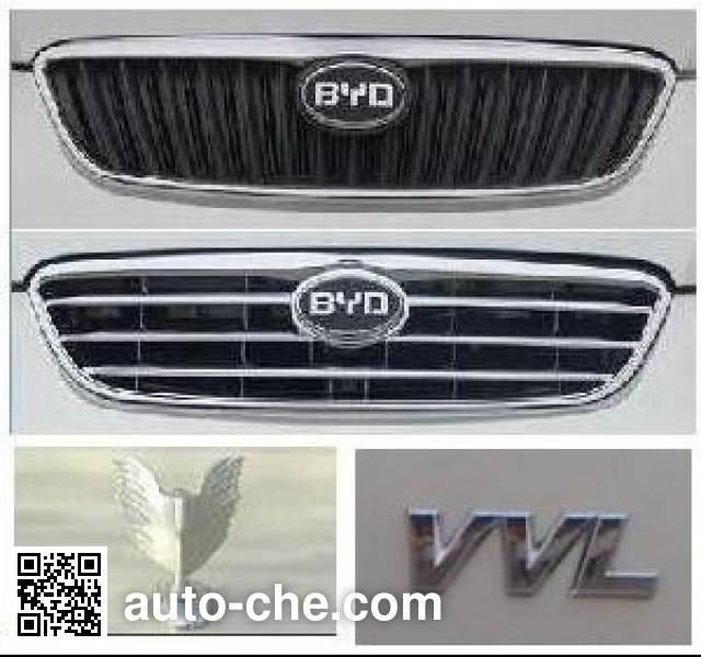 BYD BYD7150A5M car