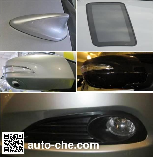 BYD BYD7150WT2 car