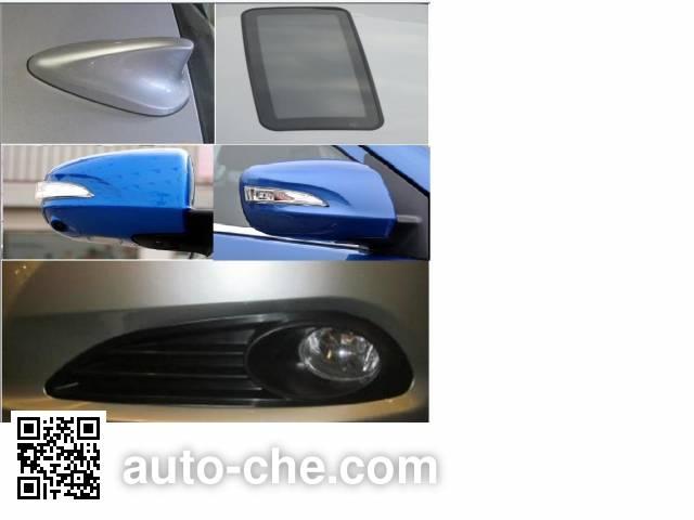 BYD BYD7150W5M1 car
