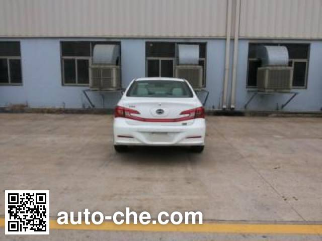 BYD BYD7150WT5HEV plug-in hybrid car