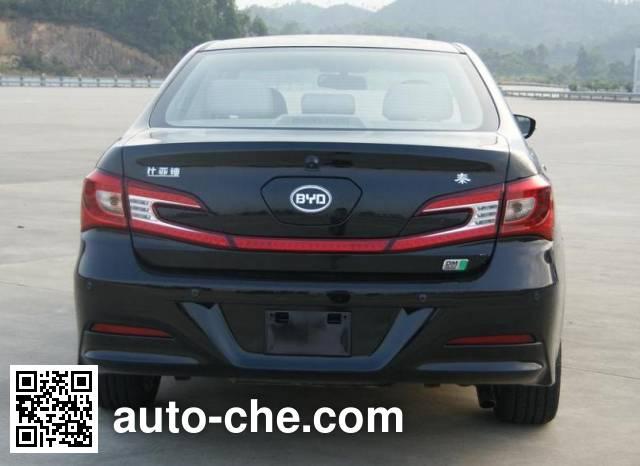 BYD BYD7150WTHEV3 hybrid car