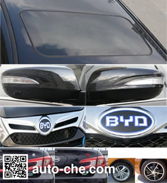 比亚迪牌BYD7150WTHEV3混合动力轿车