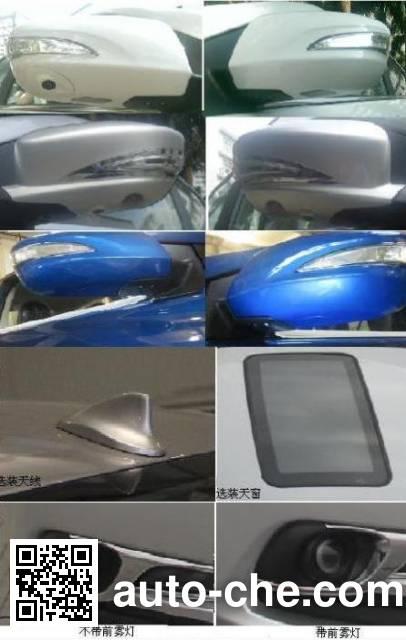 BYD BYD7151W4 car