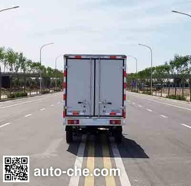 Lansu BYN5020XXYBEV1 electric cargo van