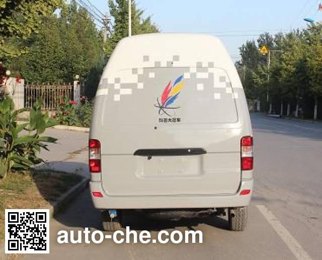 Lansu BYN5030XXC propaganda van