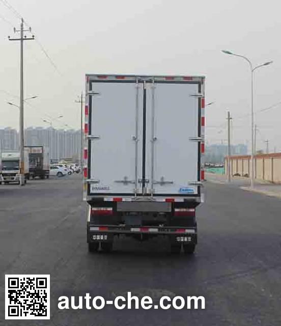 Lansu BYN5040XLC refrigerated truck