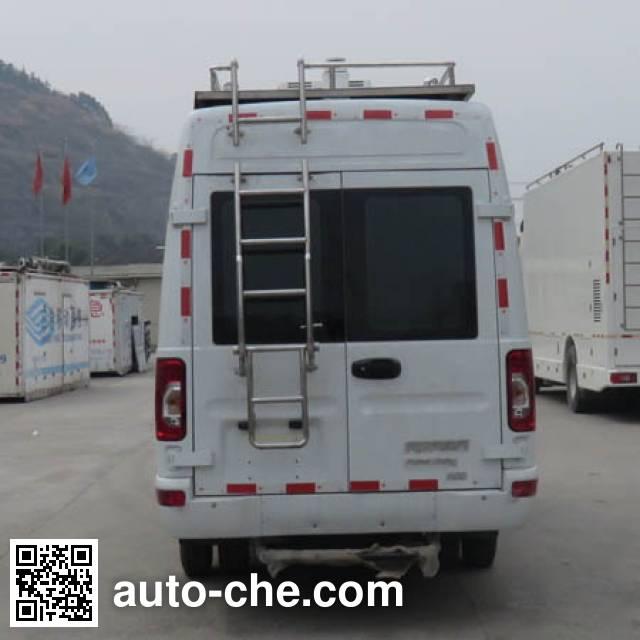 Lansu BYN5051XZH command vehicle