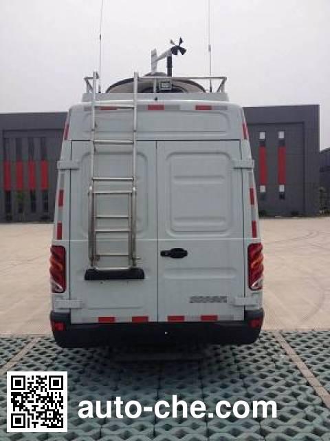 Lansu BYN5054XZH command vehicle