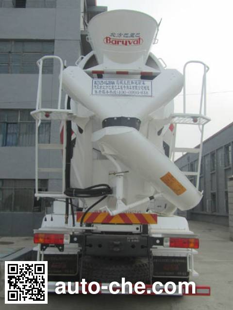 NHI BZ5250GJBNA4 concrete mixer truck