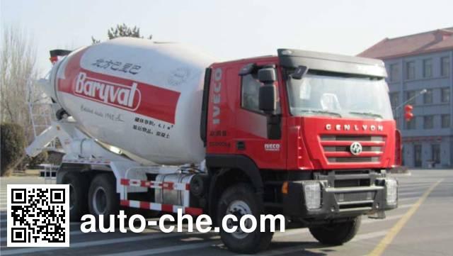NHI BZ5251GJBHA4 concrete mixer truck